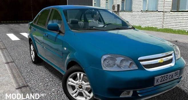 Chevrolet Lacetti [1.5.9]